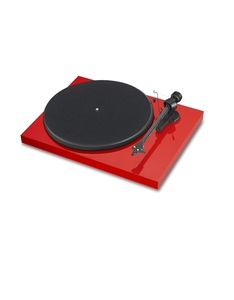 Pro-Ject Debut Carbon DC Phono Usb Red Turntable