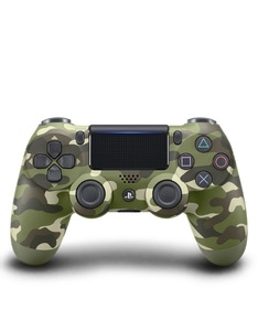 Sony Dualshock 4 Wireless Controller Green Camouflage V2 Ps4