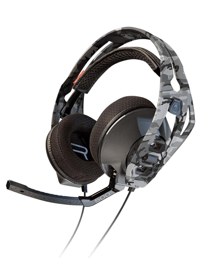 Plantronics Rig 500hs Arctic Camo Ps4 Xbox One Gaming