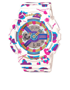 Casio BA-110FL-7ADR Baby-G Digital Watch