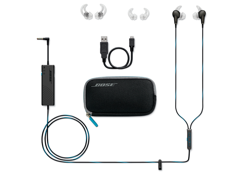 Bose Quitecomfort20 Mfi Black Headphones