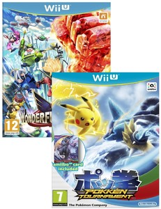 Pokken Tournament + Wonderful 101 [Bundle]