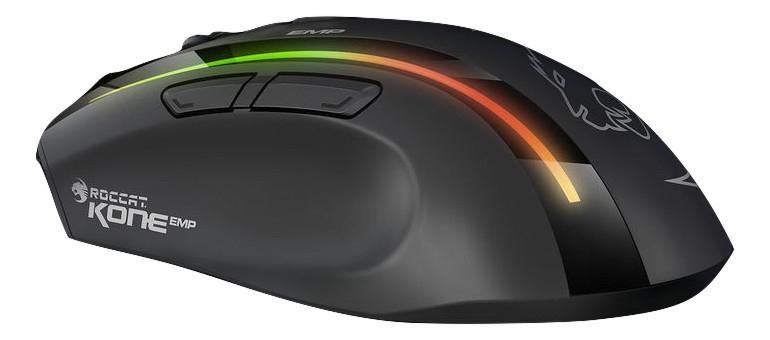 ROCCAT Kone EMP Black Max Performance RGB Gaming Mouse