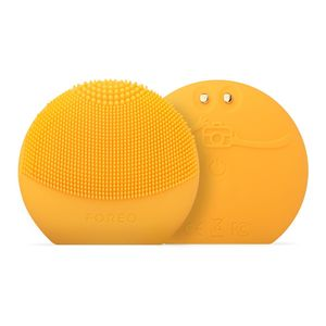 Foreo Luna Fofo Smart Cleansing Massager & Skin Analyzer Sunflower Yellow