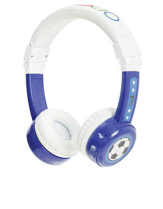 On And Off Inflight Buddyphones Blue Headphones