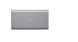 Moshi IonSlim 10000mAh USB-C Power Bank Titanium Grey