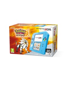 Nintendo 2DS Pokemon Sun Limited Edition Console