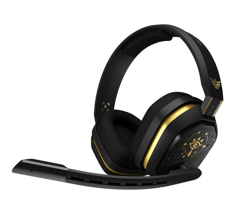 Astro A10 Legend of Zelda Breath of the Wild Edition Gaming Headset for  Switch
