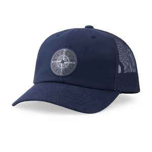 Cayler & Sons Cl Navigating Men's Curved Trucker Cap Navy