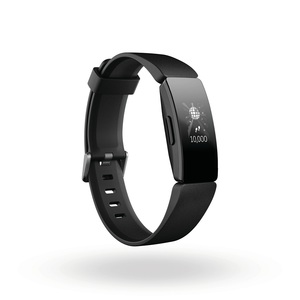 Fitbit Inspire HR Activity Tracker Black