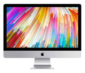 iMac 27-Inch with Retina 5K 3.4Ghz Quad-Core Intel Core i5 Arabic/English