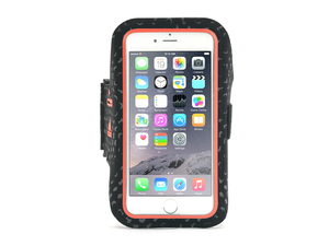 Griffin Adidas Trainer Armband Black/Red Iphone 6