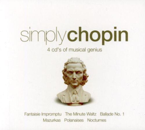 SIMPLY CHOPIN / VARIOUS (UK)