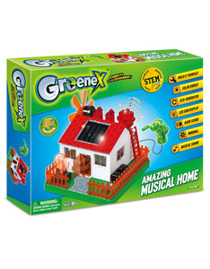 Amazing Toys GreeneX Amazing Musical Home