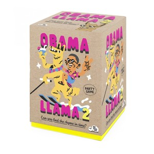 BIG POTATO OBAMA LLAMA CARD GAME