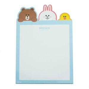Line Friends Desk Pad