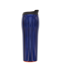 Mighty Mug Go Stainless Steel Blue 16Oz 0.47 Ltrs Blue