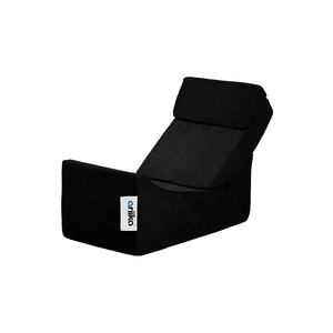 Ariika Bloxx Sabia Black Lounge Chair