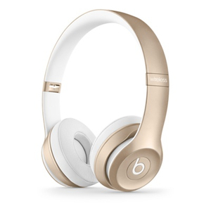 Beats Dr Dre Solo2 Wireless Gold Headphones