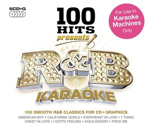 Karaoke: 100 Hits Presents R&B