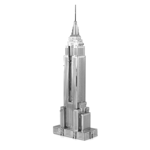 Iconx Empire State Building Model Kit