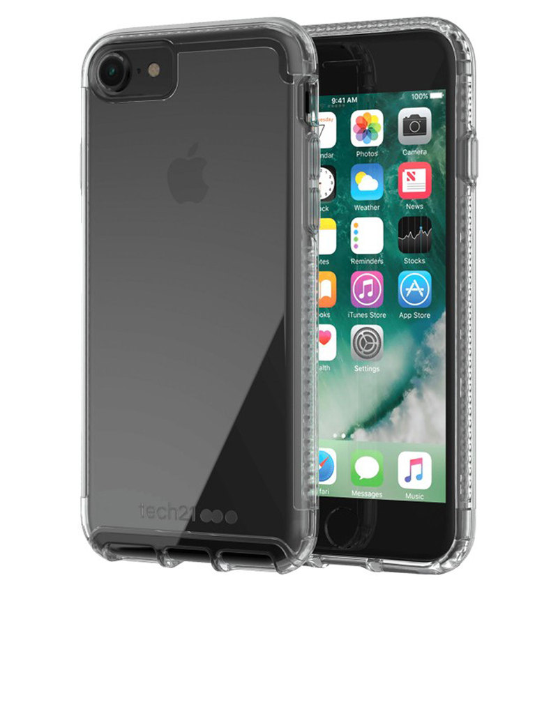 Tech21 Pure Case Clear For iPhone 8/7 Plus