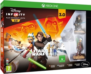 Disney Infinity 3 Star Wars Starter Pack Xbox One