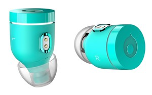 Crazybaby Air Nano Atlantis Green True Wireless Earbuds