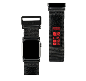 UAG 40/38mm Active Strap Black for Apple Watch