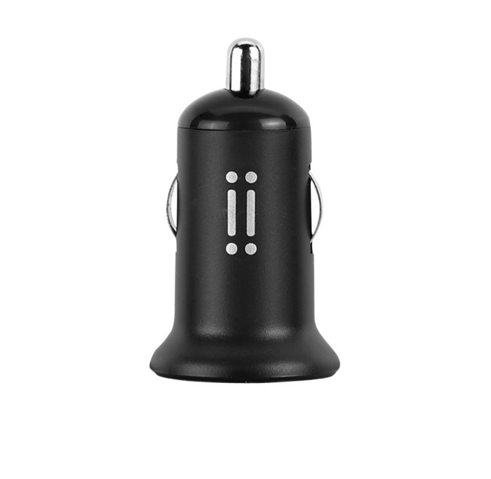 Aiino Usb 2.4A Black Car Charger