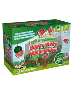 Science 4 You Eco Science Fruit Greenhouse Baby Watermelons