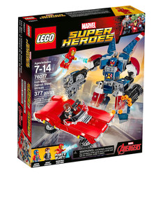 Lego Iron Man Detroit Steel Stri V29 76077