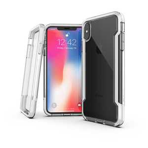 X-Doria Defense Clear Case White for iPhone XS Max