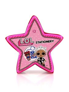 L.O.L. Surprise Star Stationery Set Small [Mystery Pack]
