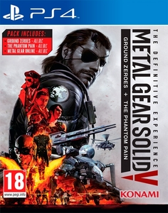 Metal Gear Solid V: The Definitive Experience - Ground Zeroes + The Phantom Pain
