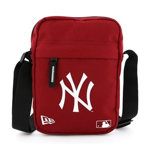 New Era MLB NY Yankees Side Men's Bag Cardinal