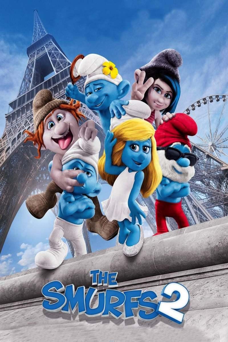the smurfs 2 [4k ultra hd] [2 disc set] | kids + family | film & tv