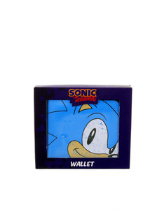 Sonic the Hedgehog Bi-folding Wallet