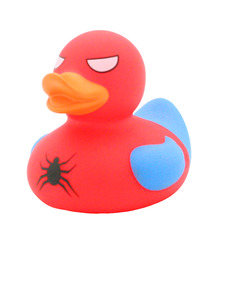 Lilalu Spidy Rubber Duck