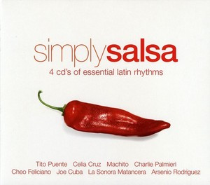 SIMPLY SALSA / VARIOUS (BOX)