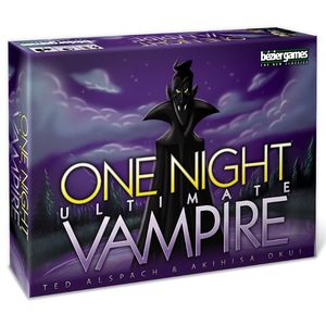 One Night Ultimate Vampire Board game
