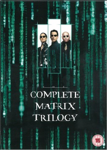 The Complete Matrix Trilogy [3 Disc Set]