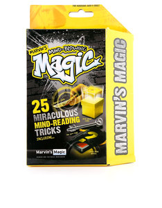 Marvin's Magic Mind Blowing Magic 25 Miraculos Mind Reading Tricks