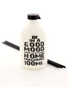 Big Reed Good Mood Vanilla Blossom White 100ml