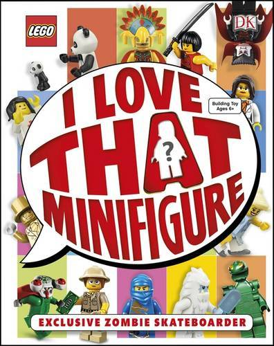 LEGO (R) I Love That Minifigure!: With Minifigure