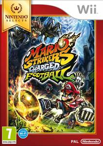 Mario Strikers Charged Football Select Wii