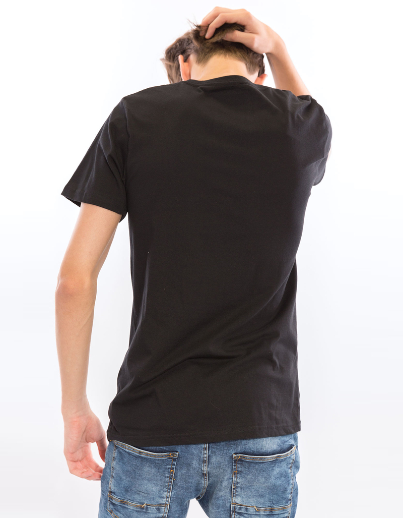 Dedicated Control Black T-Shirt L