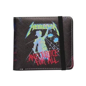 Metallica & Justice for All Black Wallet