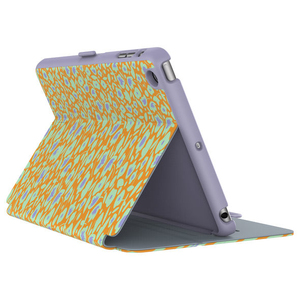 Speck Stylefolio Case Kurbits Floral Orange/Nacho Orange/Heather Purple iPad Mini 4