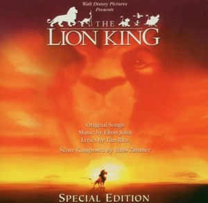 Lion King / O.S.T. (Uk)